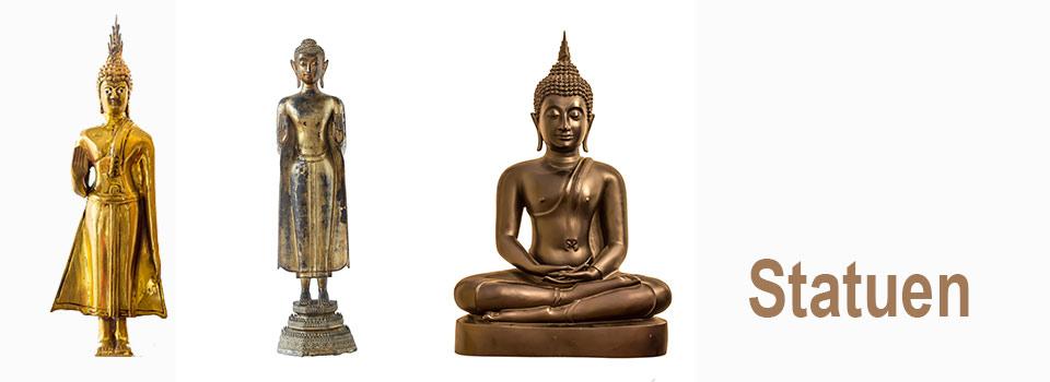 asiatika statuen